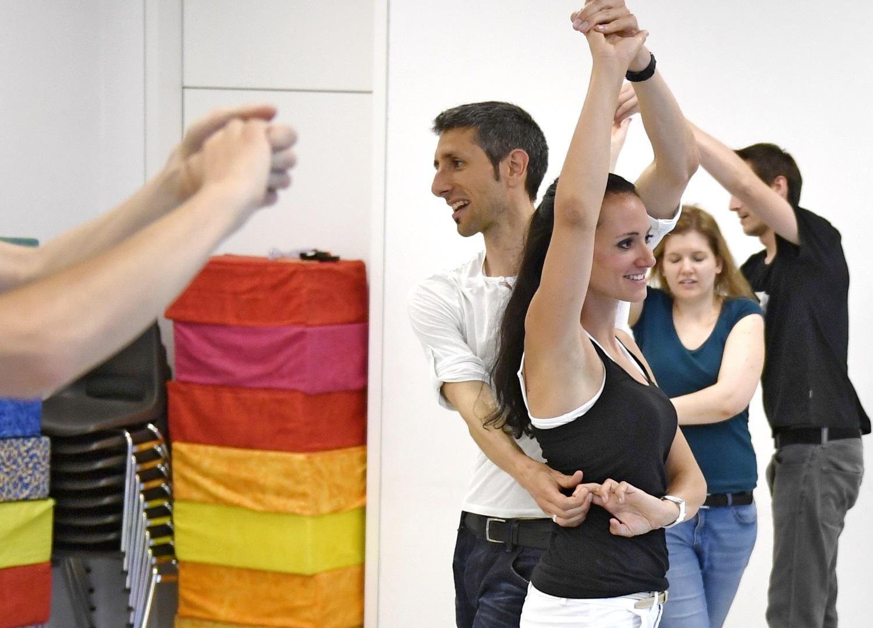 Tanzkurse individuell Salsa Bern