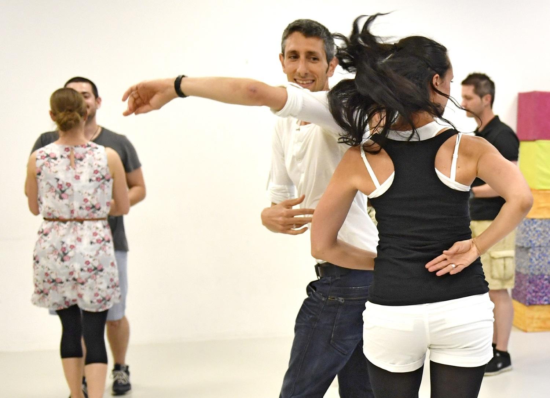 Tanzlehrer Salsa Bern