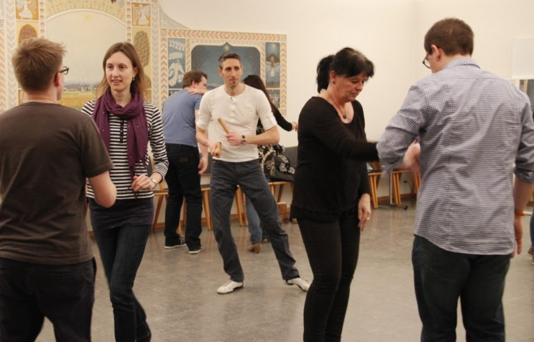 Tanzkurse in Bern Salsa