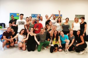 Tanzschule Salsa