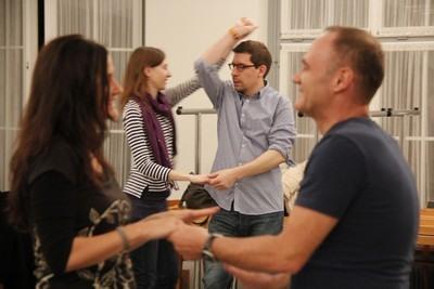 Salsa Workshop Bern